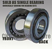 40TAC72 - 40TAB07 Angular contact bearing