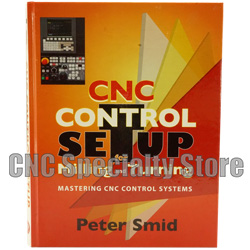 CNC Control Set Up Book for Milling and Turning - CNC